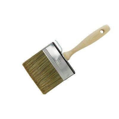 Flächenstreicher Lasurpinsel Flächenpinsel für Lehmputze und mineralische Farben