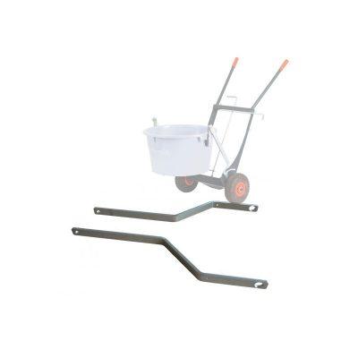 Aufrüstsatz für Collomix Transportwagen 90-Liter