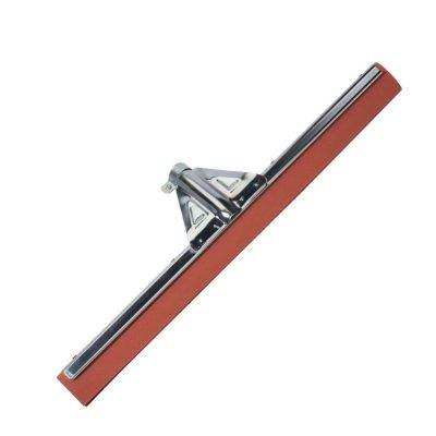Gummischieber Gummiwischer Gummilippenschieber Wasserschieber Profi-Ausführung mit roter Neopren-Lippe