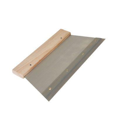 Klemmleisten- Spachtel zur Aufnahme von Zahnleisten 180 mm, 210 mm und 280 mm