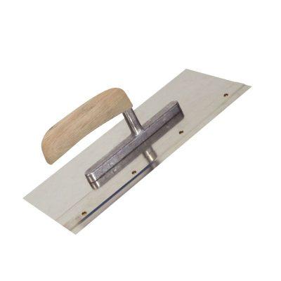 Klemmleisten-Traufel zur Aufnahme von Zahnleisten bis 280 mm