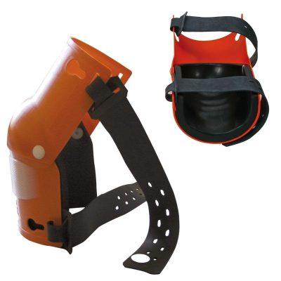 Knieschone Knieschützer mit Gelenk und weicher Innenpolsterung