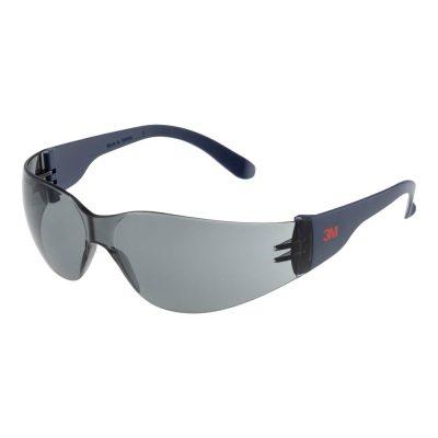 Schutzbrille 3M getönt zum Schutz der Augen bei Arbeiten, kratzfest, stossfest