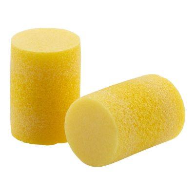 Gehörschutz Ohrstöpsel einzeln aus Polymer-Schaumstoff