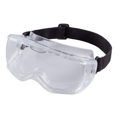Schutzbrille Brille als Vollsichtbrille mit Gummiband Augen-Vollschutz