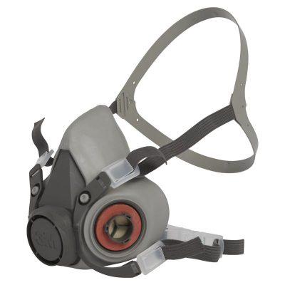 Atemschutzmaske Halbmaske mit wechselbaren Atemschutzfiltern bei werkzeug-kauf.de