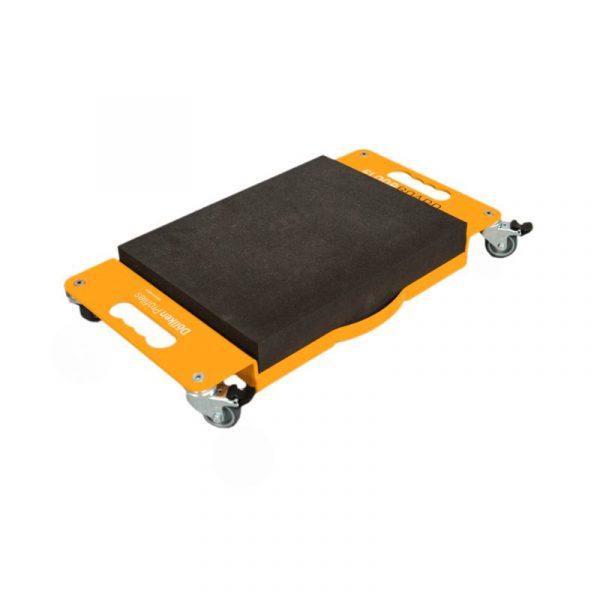 Floorboard Rollplattform für Arbeiten im Bodenbereich, Arbeitshilfe, Rollwagen