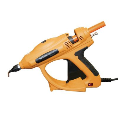 Heissklebepistole Döllken für Profis manueller Klebestiftvorschub