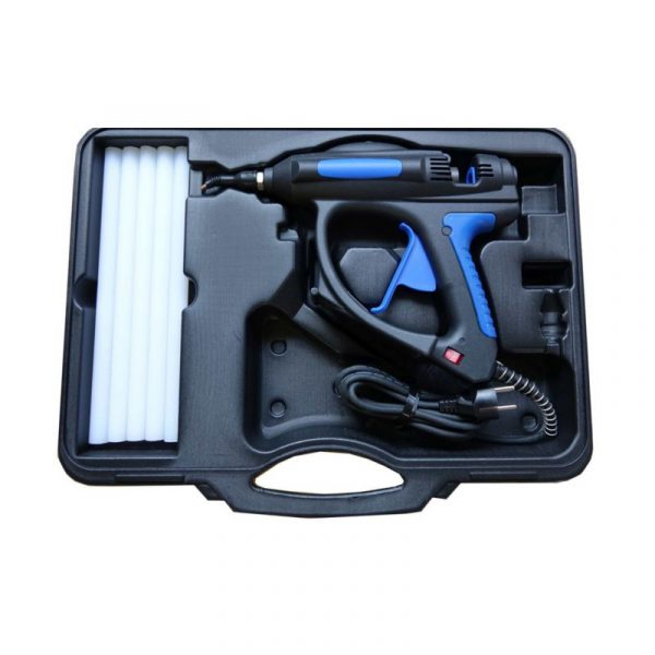 Heissklebepistole HKP 220 in blau als neue Version bei werkzeug-kauf.de